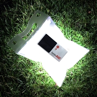 LuminAID PackLite 16 Inflatable Solar Emergency Light, Pack of 4