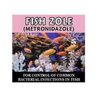 Fish Zole - Metronidazole - 250mg