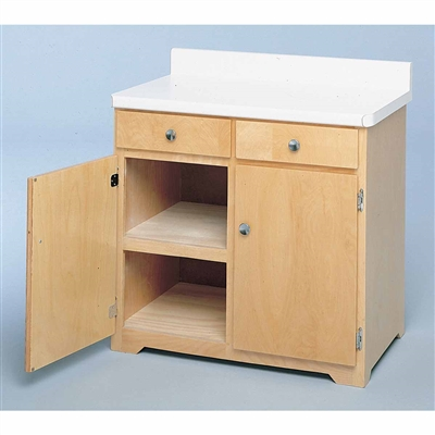 Bailey Model 384 Double Wide Cabinet