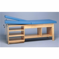 Bailey Model 484 Treatment Table - Double Leg Adjusting