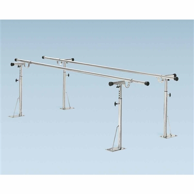Bailey 500 Series Floor Mounted Parallel Bars