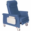 Winco 6950 Bariatric Swing-Away Arm CareCliner