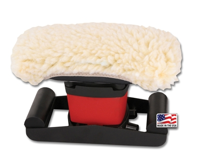 Jeanie Rub Fleece Pad Cover