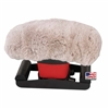 Jeanie Rub Sheep Skin Pad Cover
