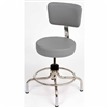Whitehall Adjustable Whirlpool Low Stool