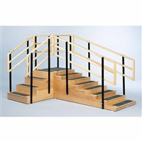 Bailey Convertible Exercise Stairs Series