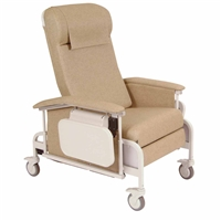 Winco 6550 6551 Drop-Arm CareCliner Recliner