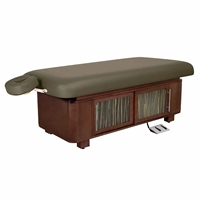 Oakworks Celesta Spa Table with Flat Top