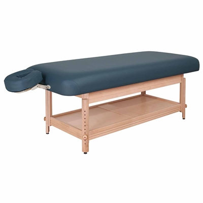Oakworks Clinician Adjustable Table with Flat Top
