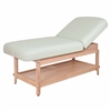Oakworks Clinician Adjustable Table with Back Rest