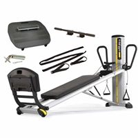 Total Gym GTS Incline Trainer - Essentials Package