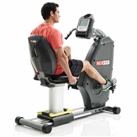 SCIFIT ISO1000R Forward Only Recumbent Bike