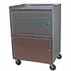 Ideal KC321 Stainless Utility Cabinet Cart