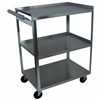 Ideal MC311 Stainless Utility Cart with Handle
