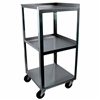 Ideal MC314 Stainless Utility Cart - Light Duty