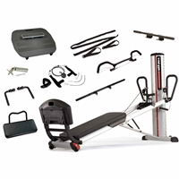 Total Gym Power Tower Incline Trainer - Clinical Package