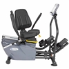 HCI RXT-1000 MDX PhysioStep Recumbent Elliptical Cross Trainer