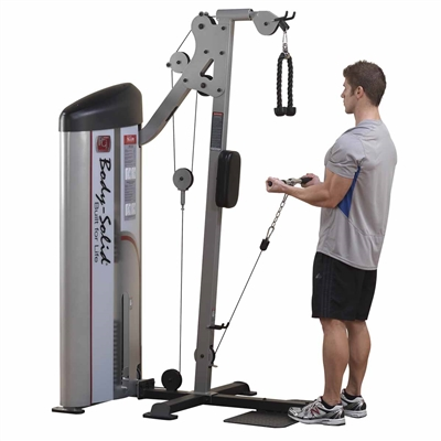 Body Solid Pro Club Line Series II Bicep & Tricep Machine