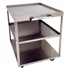 UCH-2 3 Shelf Utility Cart