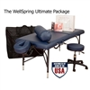 Oakworks Wellspring Massage Table Packages