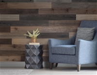 Cobalt Real Wood Wall Peel and Stick Wall Planks.  Click for details and checkout >>