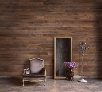 Normandy Rustic Real Wood Peel and Stick Wall Planks.  Click for details and checkout >>