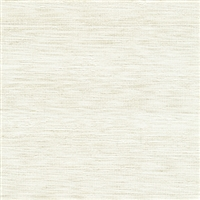 Elitis Panama VP 710 02.   Taupe infused color sisal stripe vinyl textured wallpaper.  Click for details and checkout >>