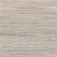 Elitis Panama VP 710 08.   Rustic gray infused color sisal stripe vinyl textured wallpaper.  Click for details and checkout >>