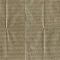 Elitis Pleats TP 180 06.  Brown Pleated Wallpaper.  Click for details and checkout >>