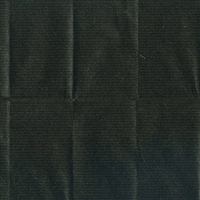 Elitis Pleats TP 180 12.  Midnight Black Pleated Wallpaper.  Click for details and checkout >>