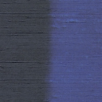 Elitis Kandy VP 756 04.  Black and blue wide stripe wallpaper.  Click for details and checkout >>