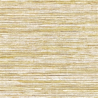 Elitis Panama VP 711 02.  Taupe solid color horizontal linen textured wallpaper.  Click for details and checkout >>