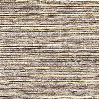 Elitis Panama VP 711 04.  Coffee brown solid color horizontal linen textured wallpaper.  Click for details and checkout >>