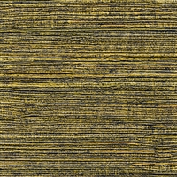 Elitis Panama VP 711 08.  Aged yellow horizontal linen textured wallpaper.  Click for details and checkout >>