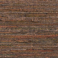 Elitis Panama VP 711 10.  Rusty red horizontal linen textured wallpaper.  Click for details and checkout >>
