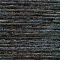 Elitis Panama VP 711 12.  Midnight black horizontal linen textured wallpaper.  Click for details and checkout >>