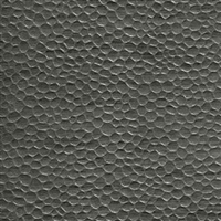 Elitis Isis RM 612 86.   Forest Green Reptile skin metallic wallpaper.  Click for details and checkout >>