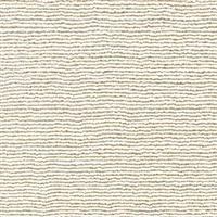Elitis Perles VP 910 02.  Tan embossed vinyl beaded wallpaper. Click for details and checkout >>