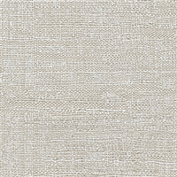 Elitis Madagascar VP 631 32.  White silver hand woven texture vinyl wallpaper.  Click for details and checkout >>