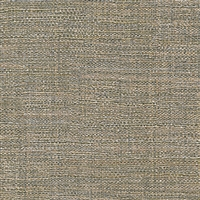 Elitis Madagascar VP 631 39.  Dirty brown hand woven texture vinyl wallpaper.  Click for details and checkout >>