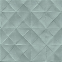Elitis Pleats TP 170 04.  Sea Foam Diamond Wallpaper.  Click for details and checkout >>
