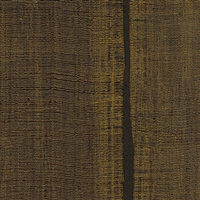 Elitis Nomades VP 895 71.  Brown and black stripe silk and linen weave vinyl wallpaper for a wall. Click for details and checkout >>