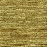 Elitis Talamone VP 850 05.  Gold solid color horizontal textured wallpaper.  Click for details and checkout >>