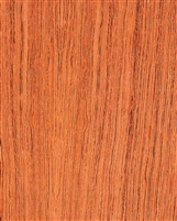Bubinga Flat Cut Wood Wall Covering.  Click for details and checkout >>