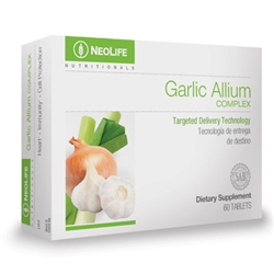 Garlic Allium Complex