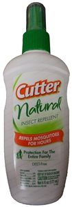 Cutter Natural Repel - 6 oz.