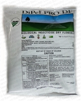 DiPel PRO DF Biological Insecticide - 1 Lb.