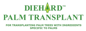 Diehard Palm Transplant Fertilizer - 8 Oz.