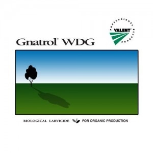 Gnatrol WDG Biological Larvicide - 16 Lbs.