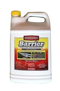 Gordon's Barrier Year-Long Vegetation Killer - 1 Gal.